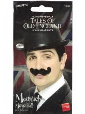 Old England Music Hall Moustache